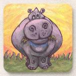 Regalos y accesorios del Hippopotamus Posavaso