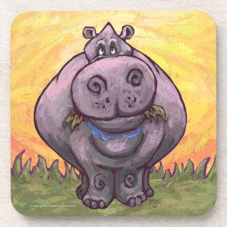 Regalos y accesorios del Hippopotamus Posavasos De Bebidas