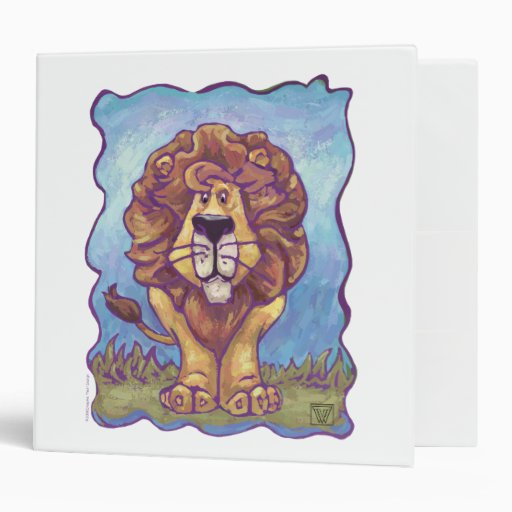 """Regalos y accesorios del león carpeta 2"""""""