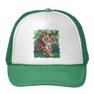 Regalos y accesorios del tigre gorro