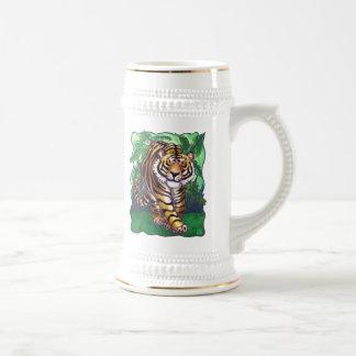 Regalos y accesorios del tigre tazas de café