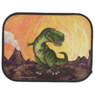 Regalos y accesorios del Tyrannosaurus Alfombrilla De Coche