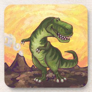 Regalos y accesorios del Tyrannosaurus Posavasos