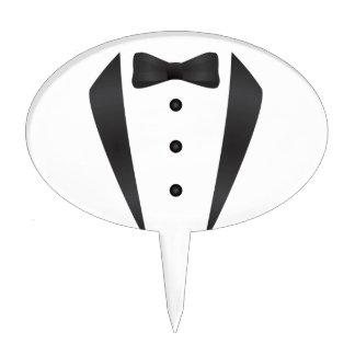 Regalos y apoyos de boda del smoking para el novio decoraciones de tartas