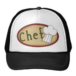 Regalos y camisetas adaptables del cocinero gorra