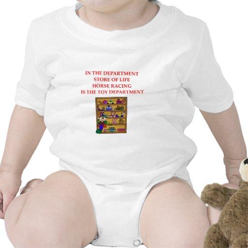 Regalos y camisetas de HORSERACING