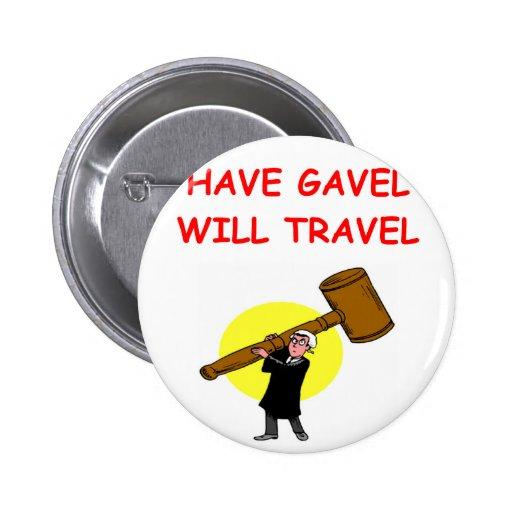 regalos y camisetas del chiste del abogado pin redondo 5 cm