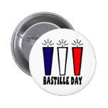 Regalos y camisetas del día de Bastille (2) Pin