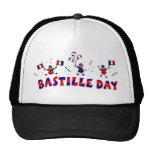 Regalos y camisetas del día de Bastille Gorros