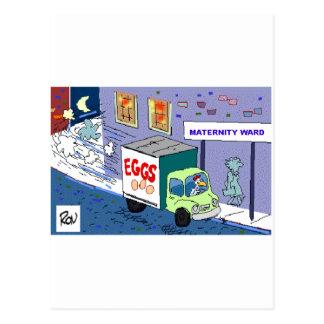 Regalos y camisetas divertidos del dibujo animado  postales