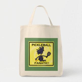 Regalos y camisetas fanáticos de Pickleball Bolsas De Mano