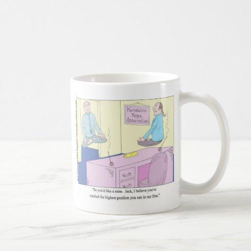 Regalos y coleccionables del dibujo animado de la taza de café