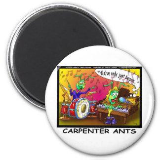 Regalos y coleccionables divertidos de las hormiga imán