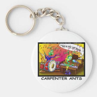 Regalos y coleccionables divertidos de las hormiga llavero