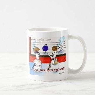Regalos y coleccionables divertidos de los crímene tazas de café