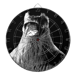Regalos y Dartboard frescos del cuervo del Dartboa