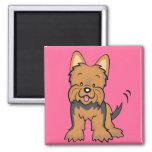 Regalos y mercancía de Yorkshire Terrier Imán Para Frigorifico