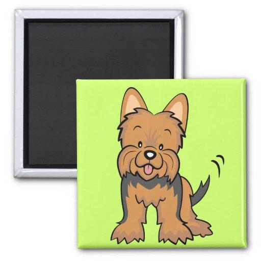 Regalos y mercancía de Yorkshire Terrier Iman De Nevera