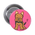 Regalos y mercancía de Yorkshire Terrier Pins