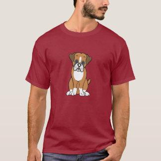 Regalos y mercancía del perro del boxeador playera