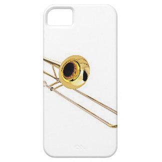 """Regalos y productos del diseño del """"Trombone"""" iPhone 5 Carcasas"""