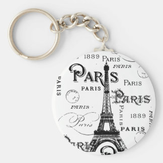 Regalos y recuerdos de París Francia Llaveros