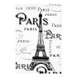 Regalos y recuerdos de París Francia Papeleria De Diseño