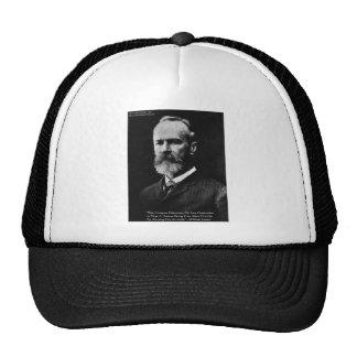 Regalos y tarjetas de la cita de la sabiduría de l gorra
