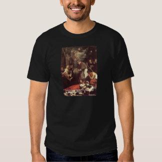 Regalos y tarjetas de la cita del amor/del camisas
