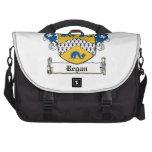 Regan Family Crest Bags For Laptop