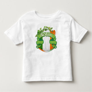 Regan Irish Shield Toddler T-shirt
