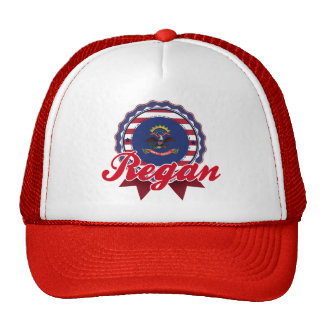 Regan, ND Trucker Hat