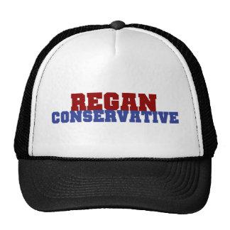REGANCONSERVATIVE TRUCKER HATS