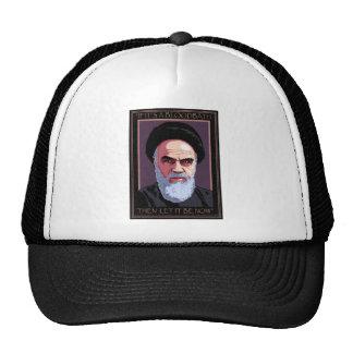 Regarding Protestors Trucker Hat