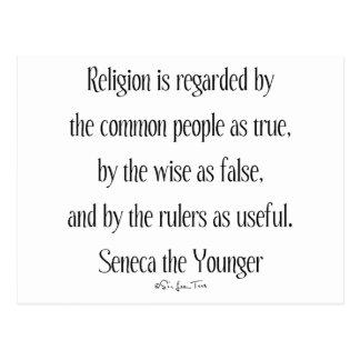 Regarding Religion Post Cards