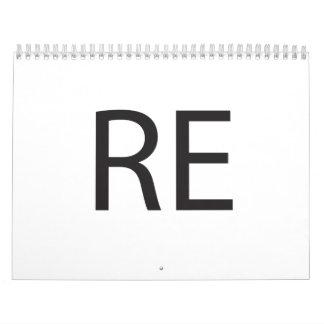 Regards -or- Reply -or- Hello Again.ai Calendar