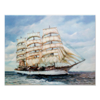 Regata Cutty Sark/Cutty Sark Tall Ships' Race Póster