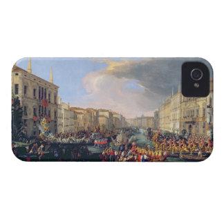 Regatta Held in Honour of Frederick VI of Denmark Case-Mate iPhone 4 Cases