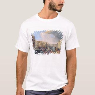 Regatta Held in Honour of Frederick VI of Denmark T-Shirt