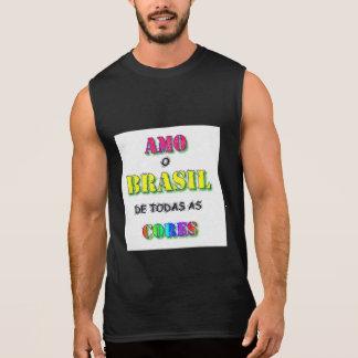 Regatta I LOVE BRAZIL Sleeveless Shirt