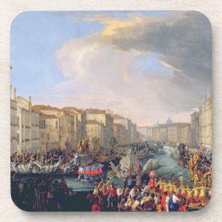 Regatta llevado a cabo en honor de Frederick VI de Posavaso