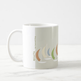 Regatta mug