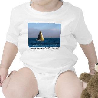 Regatta, productos de Santa Barbara California Camisetas