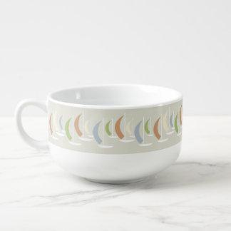 Regatta Soup Bowl With Handle