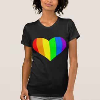 Regenbogenherz Camisetas