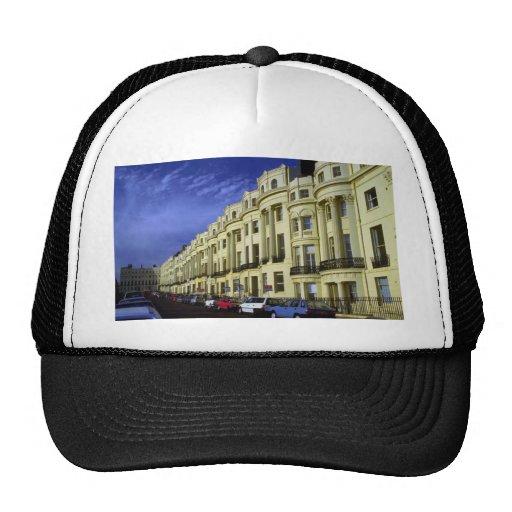 Regency architecture, Brighton, England, U.K. Trucker Hat