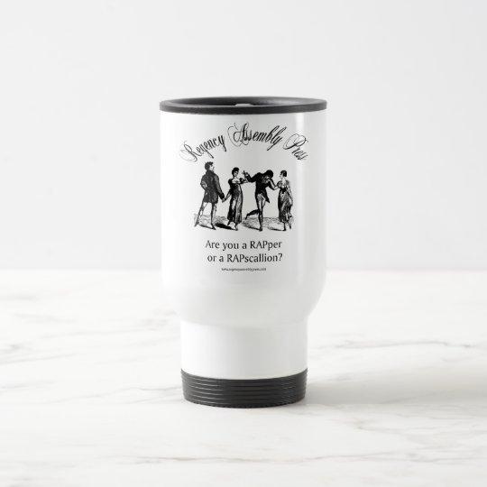 Regency Assembly Press Travel Mug
