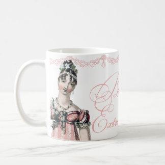 Regency Bridesmaid Extraordinaire Gift Mug