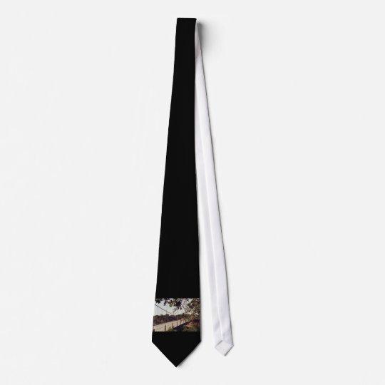 Regency bridge neck tie