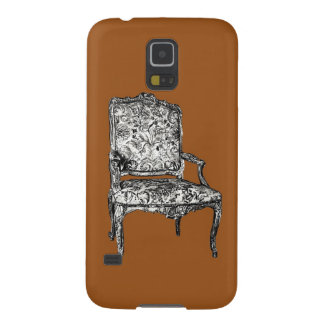 Regency chair in brown galaxy s5 case